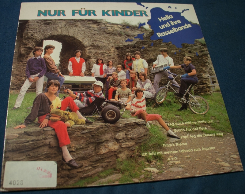 LP Cover Front