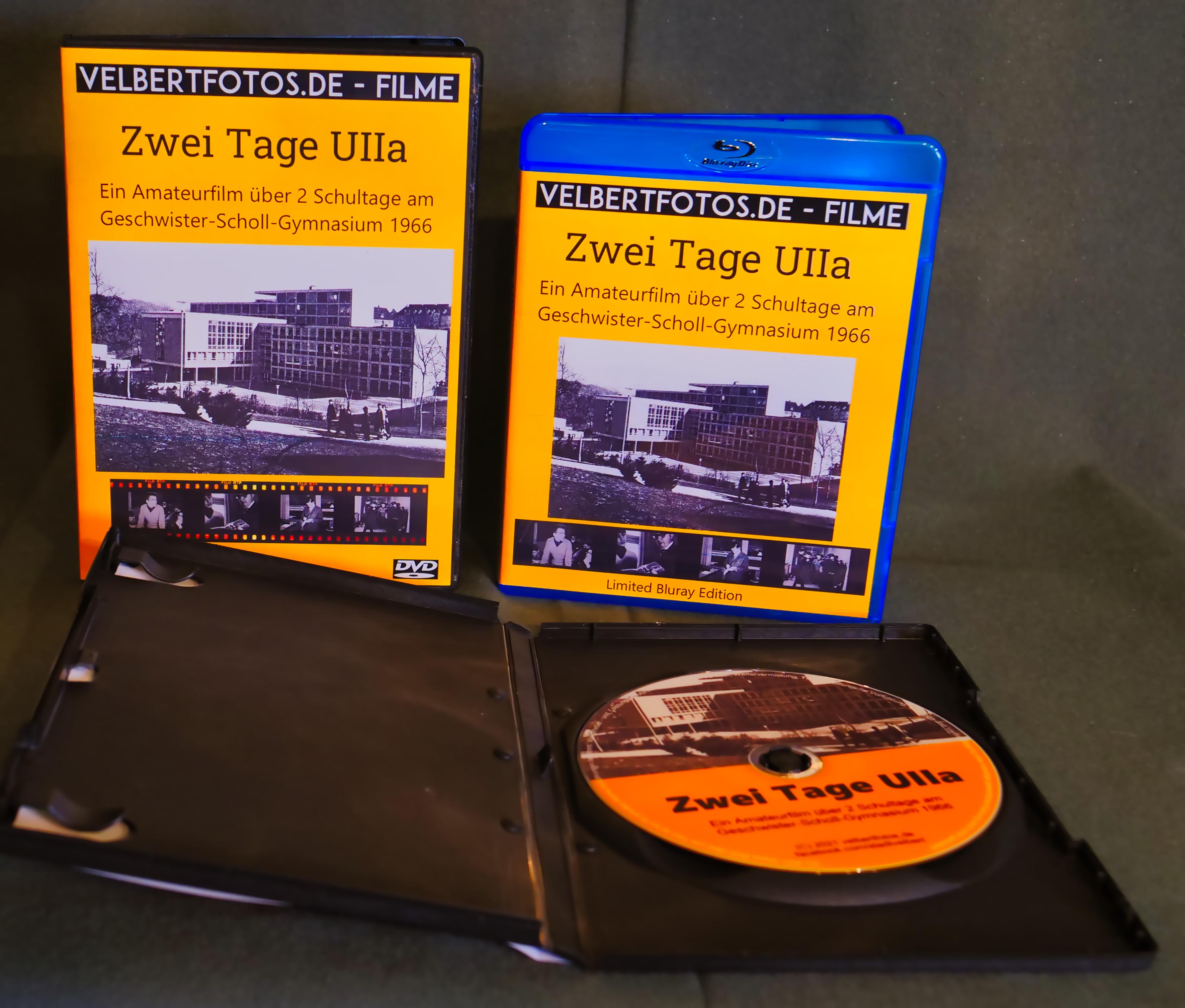 Zwei Tage UIIa DVD/Bluray